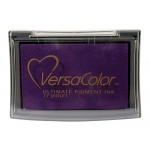 VersaColor™ Pigment Ink Pad Violet: Purple, Pad, Pigment, Full Size Rectangle, (model VC017), price per each