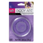 Tulip® Body Art™ Purple Paint: Purple, Jar, 18 g