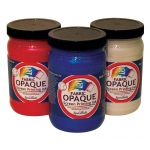 Speedball® Opaque Fabric Screen Printing Ink Raspberry: Red/Pink, Jar, Fabric, 32 oz, Screen Printing
