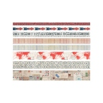 Advantus - Tim Holtz - Ideaology - Design Tape - Postal