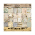 Advantus - Tim Holtz - Ideaology - Paper Stash - Memoranda