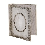 Advantus - Tim Holtz - Ideaology - Worn Binder - Tattered