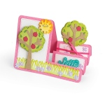 Sizzix - Framelits Die Set 19 Pack - Card - Tree Step-Ups by Stephanie Barnard