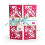 Sizzix - Thinlits Die Set 3 Pack - Half Card Panels by Stephanie Barnard