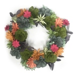 Sizzix - DIY Kit - Succulent Wreath by Katelyn Lizardi