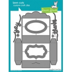 Lawn Fawn - Lawn Cuts - Fancy Box Dies