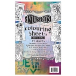 Ranger - Dyan Reaveley - Dylusions - Colouring Sheets #2