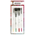 Ranger - Dina Wakley Media - Brushes - 4 Pack