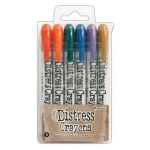 Ranger - Tim Holtz - Distress - Crayons Set #9