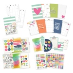 Simple Stories - Carpe Diem - Fitness - Fitness Planner Inserts