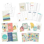 Simple Stories - Carpe Diem - Home - A5 Planner Insert Set