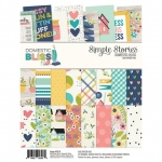 Simple Stories - Carpe Diem - Domestic Bliss - 6x8 Pad