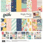 Simple Stories - Carpe Diem - Faith - Collection Kit