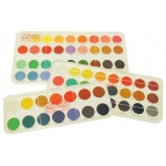 Royal Talens Talens® Angora™ Watercolor 14-Color Set: Multi, Pan, Watercolor, (model 60112), price per each