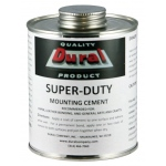Dural Super-Duty Mounting Cement 32oz
