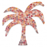 Blue Hills Studio™ Mini Mosaic Set - Red Earth: Brown, Red/Pink, Stone (Cuttable), Tile