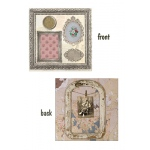 7Gypsies - Architextures - 12x12 Paper - Ornate Frames - 15 Pack
