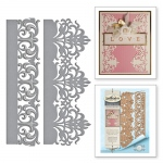 Spellbinders - Card Creator - Graceful Damask Dies
