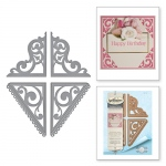 Spellbinders - Card Creator - Graceful Corners Two Dies