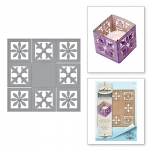 Spellbinders - Shapeabilities - Tea Light Box Dies