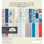 Authentique - Seafarer - 6x6 Bundle