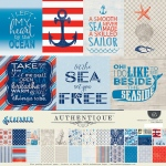 Authentique - Seafarer - Collection Kit 12x12