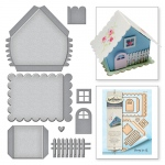 Spellbinders - Shapeabilities - Build a House Dies