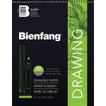 "Bienfang® 18"" x 24"" Raritan Drawing Paper Pad: White/Ivory, Pad, 30 Sheets, 18"" x 24"", Medium, 70 lb"