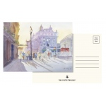 Bee Paper® Watercolor Postcards, (model B30005), price per pad
