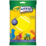 Crayola® Model Magic® Single Pack 4oz Yellow: Yellow, 4 oz, Craft