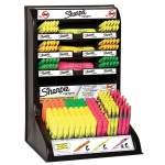 Sharpie Smear Guard Highlighter Display Assortment