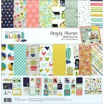 Simple Stories - Carpe Diem - Domestic Bliss - Collection Kit