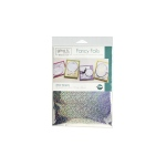 Thermoweb - Gina K Designs - Fancy Foil 6 in x 8 in sheets - Silver Sequins