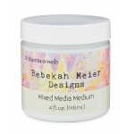 Thermoweb - Rebekah Meier Designs - Mixed Media Medium - 4 fl oz