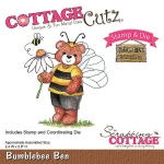 CottageCutz - Bumblebee Ben Stamp & Die Set