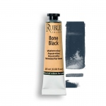 Rublev Colours Bone Black Watercolor (Bone Black 15ml)