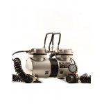 Silentaire Scorpion II-W Ultra-Quiet Airbrush Compressor