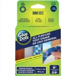 Glue Dots - All Purpose Dots - 1/2 inch - 300 dots