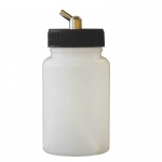 Paasche 3oz Plastic Bottle Assembly For H & EZ airbrushes - BA-30-3P