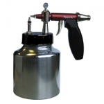 Paasche Sprayer With Qt - Sprayer With Quart Cup Assembly