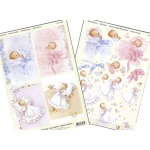 3D Precut - Christening & Birth Boy/Girl