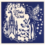 Tattered Lace - Fairy Castle Tapestry Die