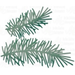 Dee's Distinctively Dies PINE SPRIGS 2