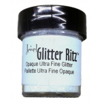Glitter Ritz  Ultra Fine Glitter - Cool Highlight (.5 Oz)