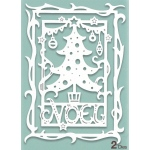 Creative Expressions Die Paper Cuts Collection - Christmas Tree