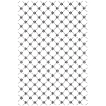 Creative Expressions Embossing folder A4 size - Snowflake Lattice