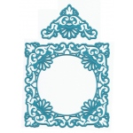 Joy! Crafts Dies - Ornate Square Frame & Delicate Corners