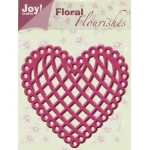 Joy! Crafts Cutting & Embossing Die - Heart