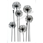 Clear Stamp - Dandelion