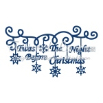 Tattered Lace Dies - Twas The Night Before Christmas
